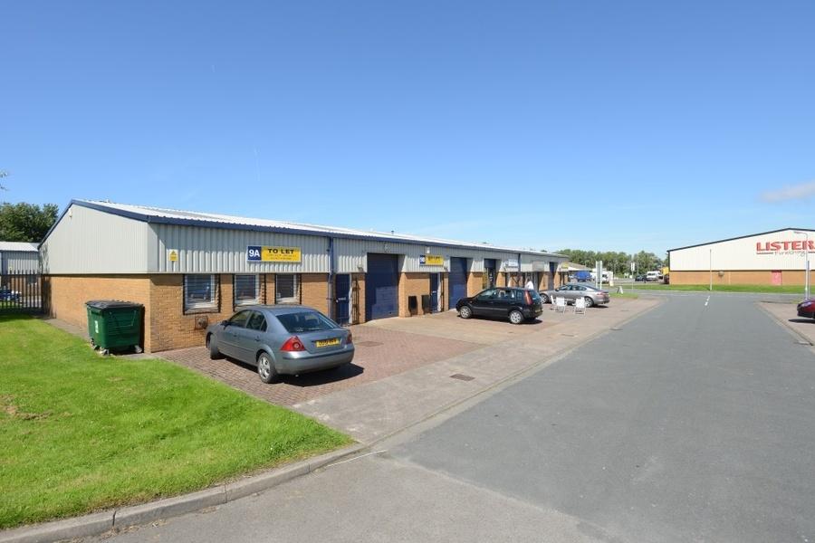 Clay Flatts Industrial Estate Cumbria