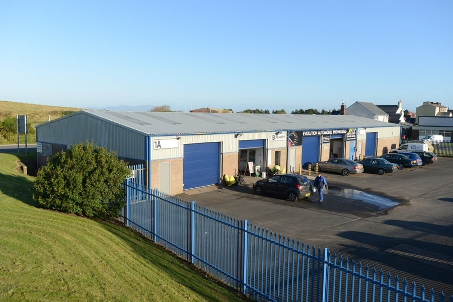 Glasson Industrial Estate