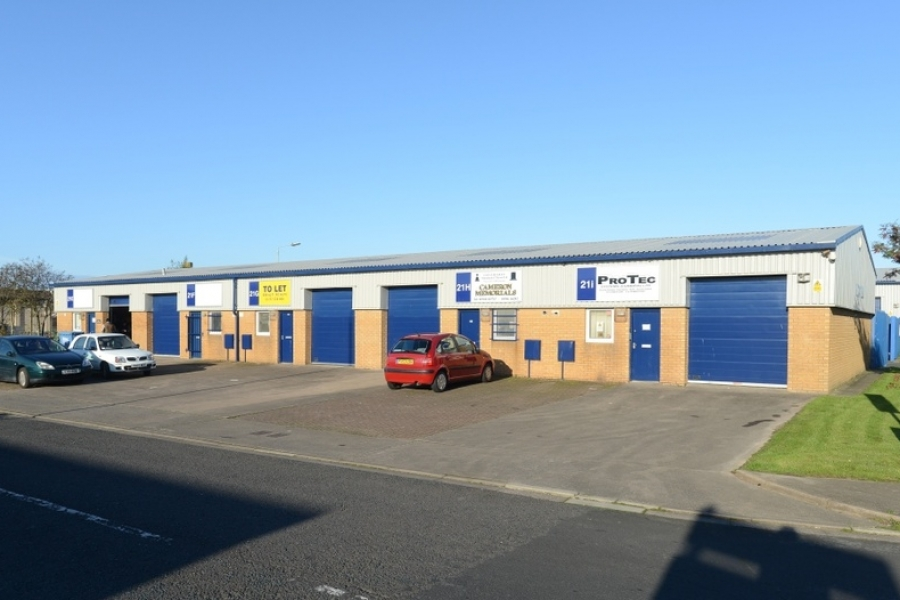 Solway Industrial Estate