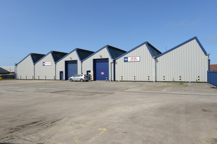 Salterbeck Industrial Estate, Workington